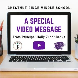 A Special Video Message From Principal Zuber-Banks